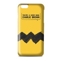 Youre A Good Man Charlie Brown Cartoon 3D Iphone | 4s | 5s | 5c | 6s | 6s Plus | Case