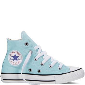 ec4314828b4f89 Converse Chuck Taylor All Star Fresh Colors Tdlr  Yth Poolside Hi Top