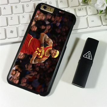 Lebron James (happy) iPhone 6 Plus | 6S Plus Case Planetscase.com