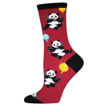Panda Party Socks