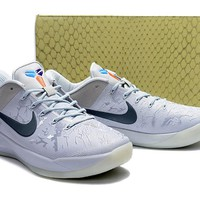 NIKE kobe Men's basketball sports shoes Nike Kobe 12 A.D. Size 40,41,42,43,44,45,46 Compton
