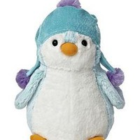 Pom Pom 16 Inch Blue Penguin | Girls Large Plush Stuffed Animals | Shop Justice