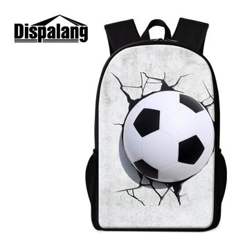 Fashion Neymar school backpack for teens,boys cool book Bags mochilas back pack for teenagers students traveling bag Daypack