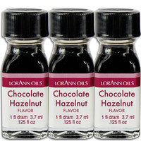 Chocolate Hazelnut Flavoring Oil