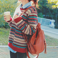 Sweater: fashion girl streetstyle hipster beautiful colorful cute hair image love photography teen