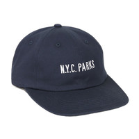 NYC Parks Work Polo Hat