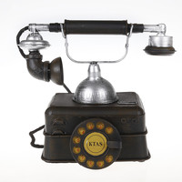 Vintage Decoration Coffee House Soft Phone [6542383299]