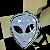 SWEET LORD O'MIGHTY! ALIEN HOLOGRAM BACKPACK