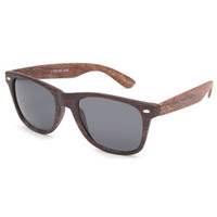 Blue Crown Bali Wood Sunglasses Wood One Size For Men 22377346101