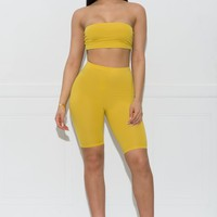 Aria Two Piece Set  Yellow