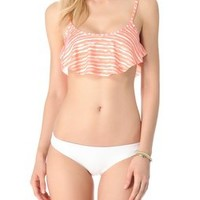 Bettinis Coast Stripes Bikini Top | SHOPBOP