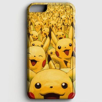 Pikachu Pokemon Wallpaper iPhone 6 Plus/6S Plus Case | casescraft