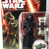 Star Wars The Force Awakens Kylo Ren 3.75 inch Action Figure New