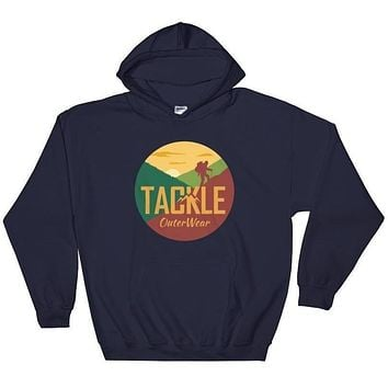 Tackle Never Lost Hiking Hoodie