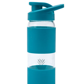 FOREVER 21 Reusable Glass Water Bottle