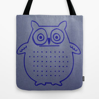 OWL always love you Tote Bag by Lucine | Society6