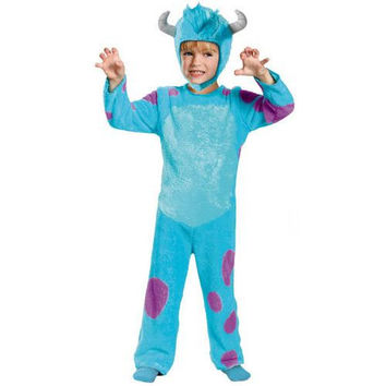 Toddler Costume: Sulley Classic