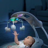 New Newborn, Baby Cradle Musical Swing with Night Light n Smart Technology