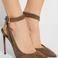 Tom Ford - Suede pumps