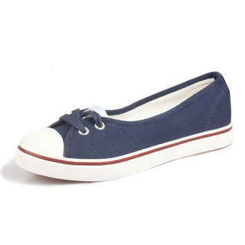Loafers Casual Breathable Women Flat Shoes