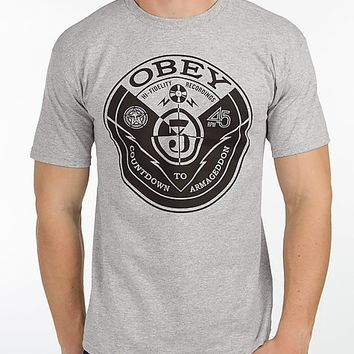 OBEY Countdown T-Shirt
