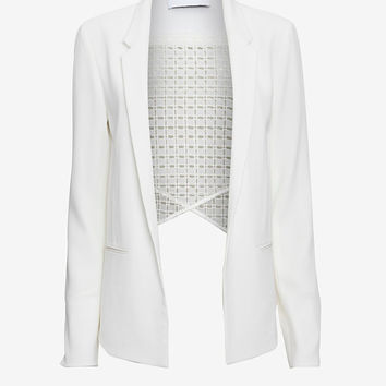 Derek Lam 10 Crosby EXCLUSIVE Hatch Back Blazer | Shop IntermixOnline.com