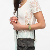 Deux Lux Scalloped Crossbody Bag