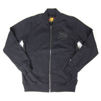 Undefeated: Revolution Varsity Jacket - Black