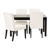 "BJURSTA/HENRIKSDAL Table and 4 chairs - 55 1/8 "" - IKEA"