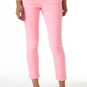 Super-Skinny Color Ankle Crop