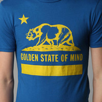 Local Celebrity Golden State Of Mind Tee