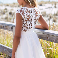 Pretty As A Picture White Lace Dress 2nd Edition