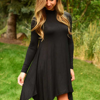 Day and Night Dress - Black