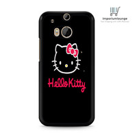 cute hello kitty For HTC One M7 M8 | M9 Case
