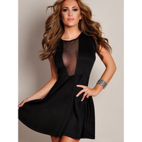 Georgette Dress - 2 Colors