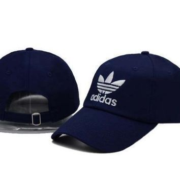 Adidas Women Men Sport Sunhat Embroidery Baseball Cap Hat-5