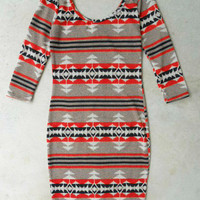 Woolybrook Knit Dress [4667] - $36.00 : Feminine, Bohemian, & Vintage Inspired Clothing at Affordable Prices, deloom