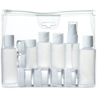 13-Pc Travel Bottle Set