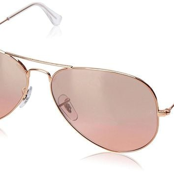 Ray Ban 0rb3025 Men's Aviator Large Metal Sunglasses - Beauty Ticks