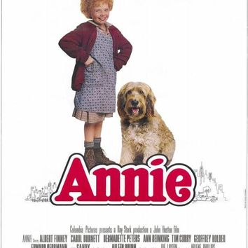 Annie 27x40 Movie Poster (1982)