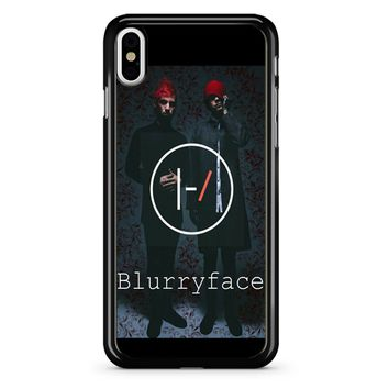 Twenty One Pilots Blurryface 2 iPhone X Case