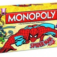 Spider-Man Monopoly - Collector's Edition