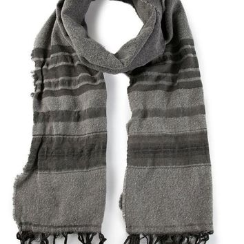 DCCKIN3 Isaac Sellam Experience fringed scarf