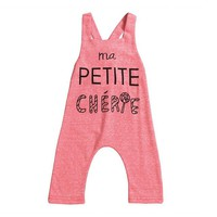 Baby Girls Summer Romper Jumpsuit