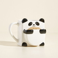 Well Cookie Here! Panda Mug