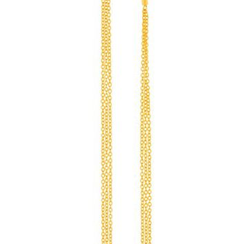 gorjana 'Twiggy' Fringe Drop Earrings | Nordstrom