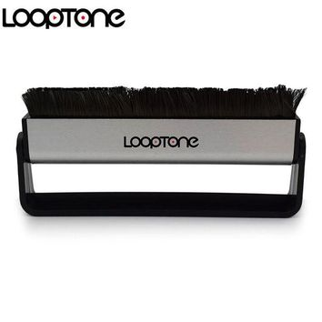 ac NOOW2 LoopTone Turntable Player Accessory Anti Static Carbon Fiber Vinyl record Cleaner Cleaning Brush for CD/LP
