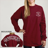 University of South Carolina Gamecocks Women's Long Sleeve T-Shirt | University Of South Carolina