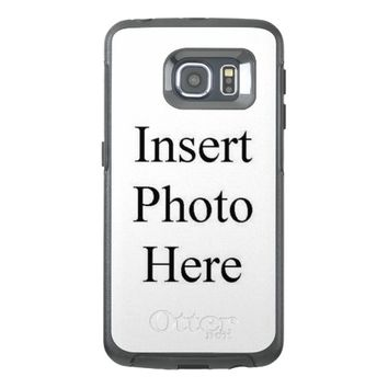 Customized OtterBox Samsung Galaxy S6 Edge Case