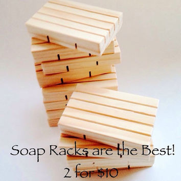 Best Soap Racks/Rack Packs/Soapie Shoppe